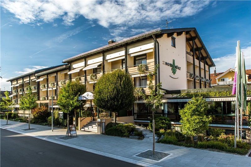 Wunsch Hotel Mürz - Natural Health & Spa Hotel