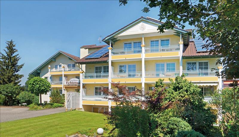 Hotel Garni-Apparthotel Fichtenwald Bild4
