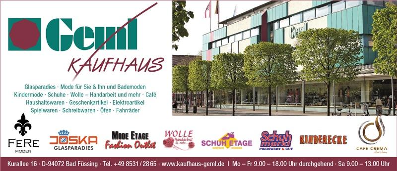 Kaufhaus Geml e.K. Bild1
