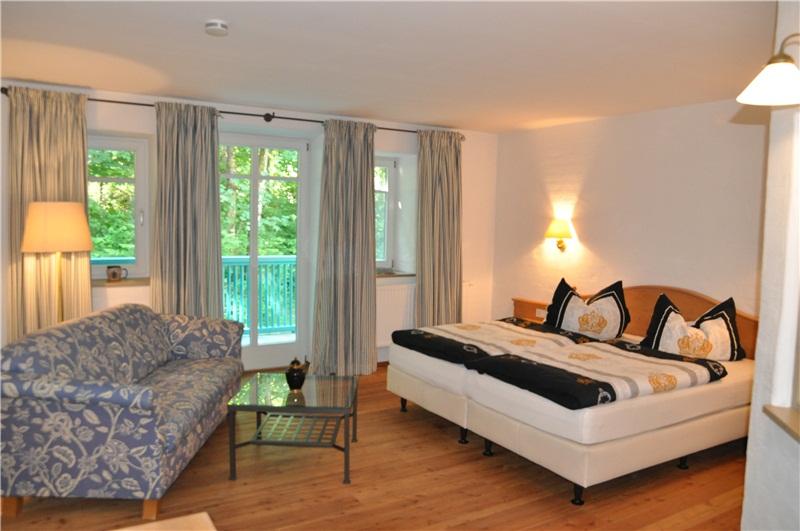 Apartmenthotel Lauprechts-Romantik Bild12