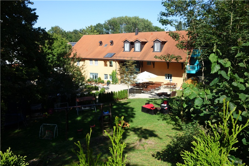 Apartmenthotel Lauprechts-Romantik Bild2