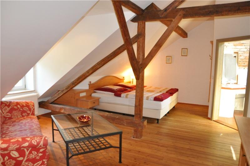 Apartmenthotel Lauprechts-Romantik Bild15