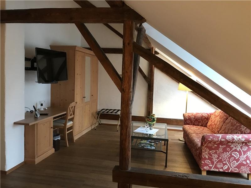 Apartmenthotel Lauprechts-Romantik Bild17