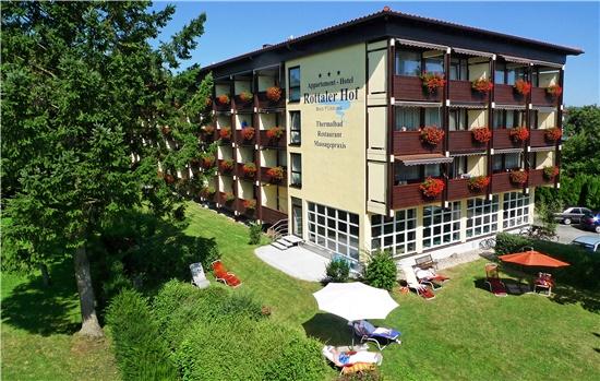 Thermen-Hotel Rottaler Hof Bild4
