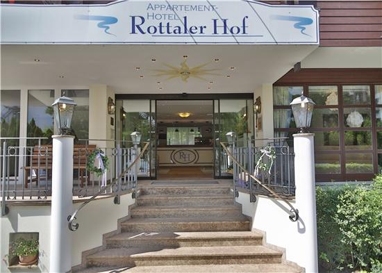 Thermen-Hotel Rottaler Hof Bild5