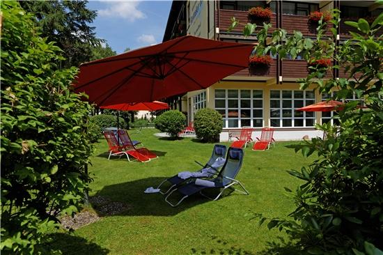 Thermen-Hotel Rottaler Hof Bild12