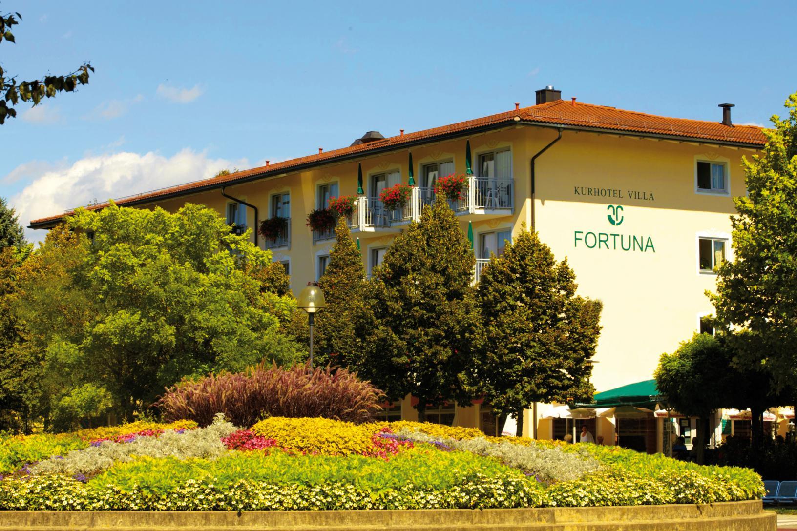 Kurhotel Villa Fortuna Bild2