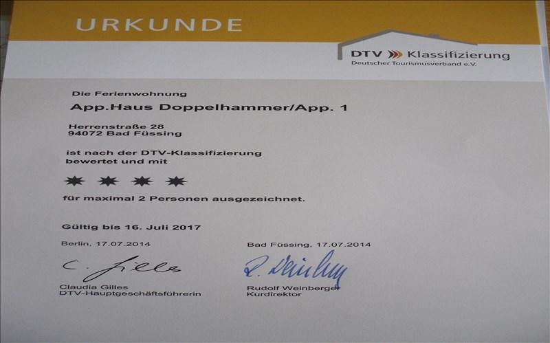 Appartementhaus Doppelhammer Bild24