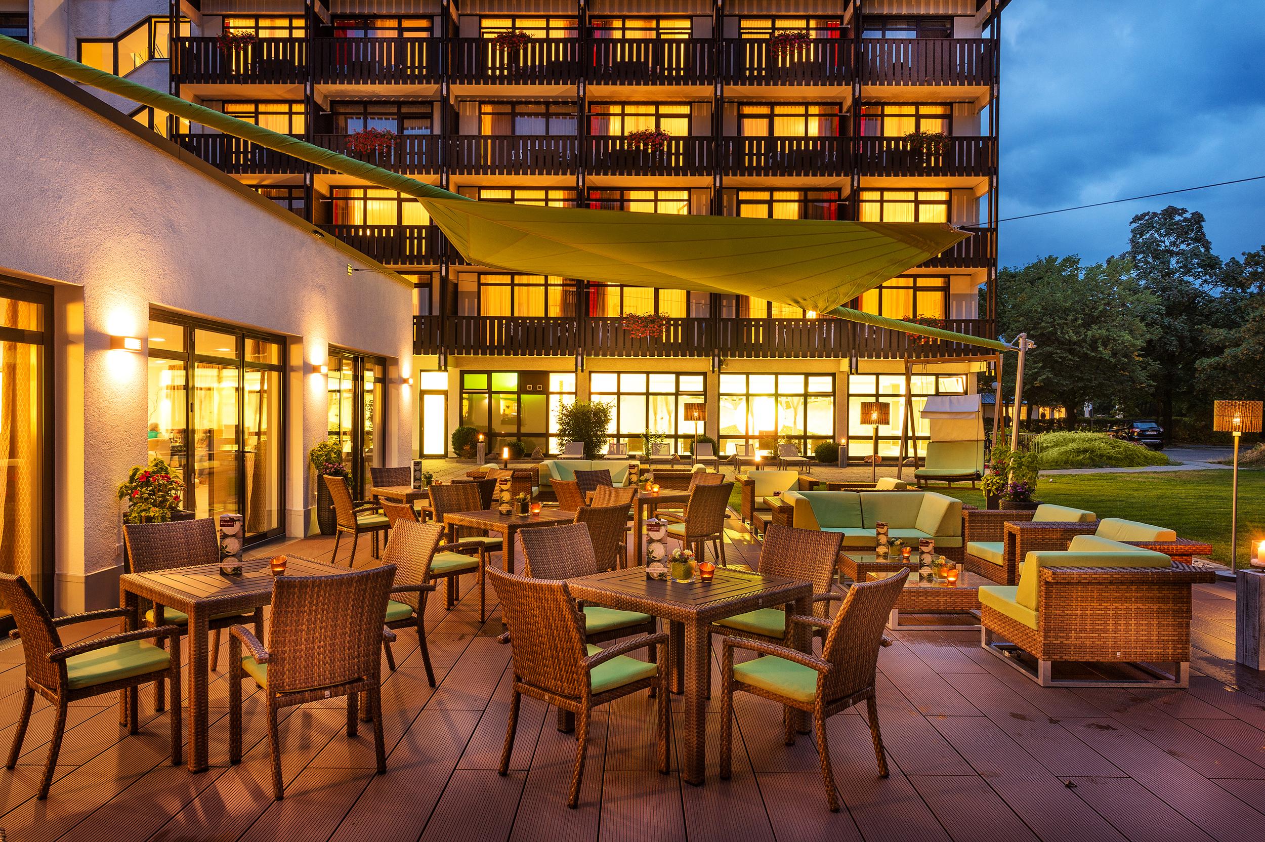 Johannesbad Hotel Königshof Bild2
