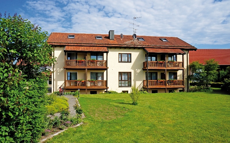 Appartementhaus Geranienhof